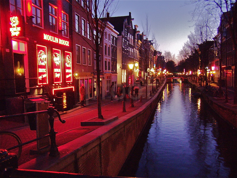 Amsterdam: Netherlands beauty