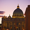 St Peter's Basilica, Vatican, Italy