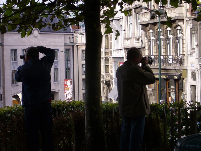 Bruxelles, Mont des Arts (2006) © Copyrights Michel Botman Photography