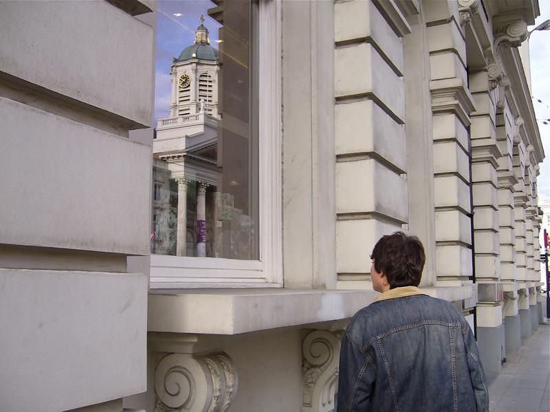 Bruxelles, Place Royale (2006) © Copyrights Michel Botman Photography
