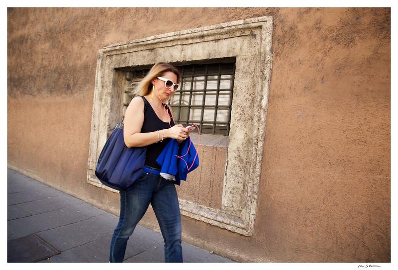 Rome,  Italy, 2015. © Michel Botman Photography Original Fine Art Documentary Photograph by Michel Botman © north49exposure.com