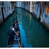 Night boat to Cannaregio