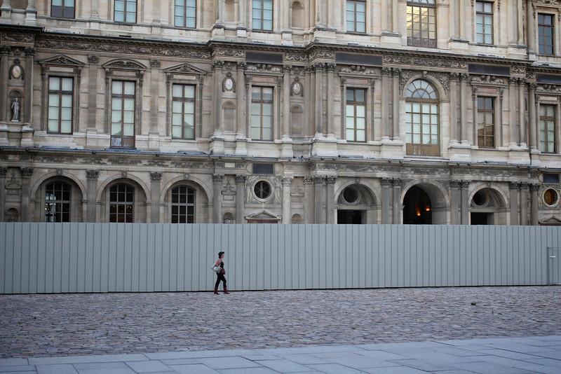 Le Louvre, Paris, France (2011) © Copyrights Michel Botman Photography