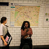Metro, Paris, France (2011) © Copyrights Michel Botman Photography