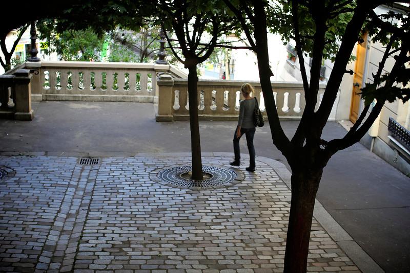 Montmartre, Paris, France (2011) © Copyrights Michel Botman Photography