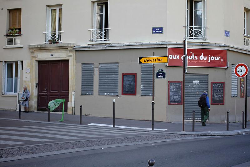 Quartier de la Villette, Paris, France (2011) © Copyrights Michel Botman Photography