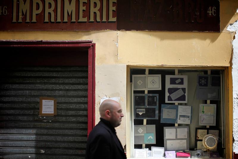 Le Marais, Paris, France (2011) © Copyrights Michel Botman Photography