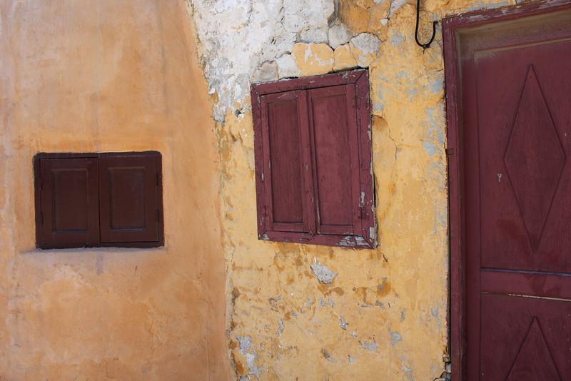 Rodos, old Jewish Quarter. (June 2009) © Copyrights Michel Botman Photography