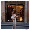 Via delle botteghe e camera obscure. Hommage à Patrick Modiano. Rome, Italy, (2015). Original Fine Art Documentary Photograph by Michel Botman © north49exposure.com