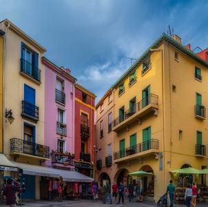 Markets of Collioure
