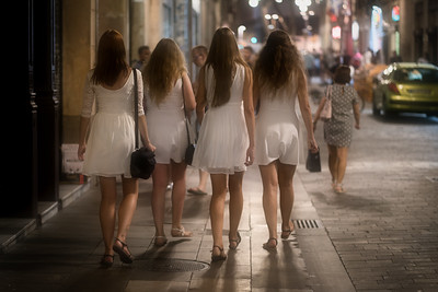 Ladies In White