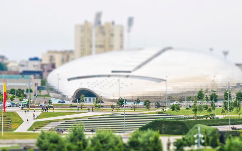 Palacio de Deportes de Santander - Spain