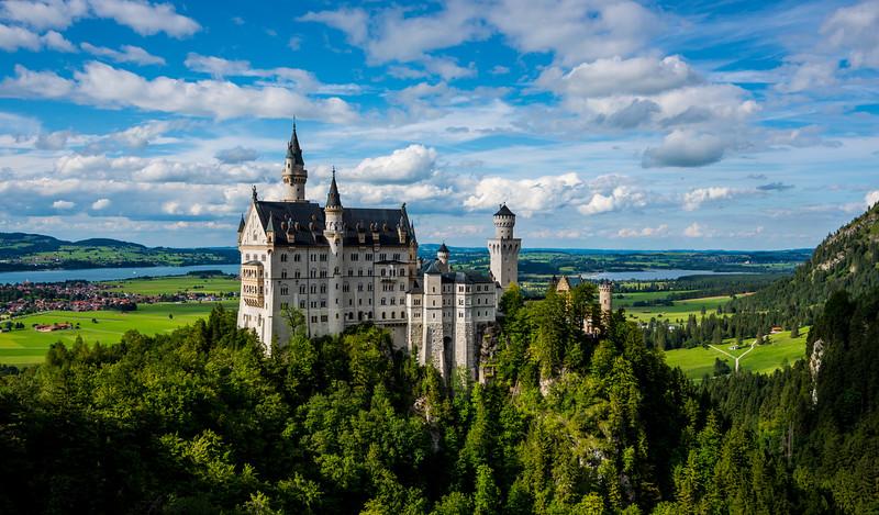 Neuschwanstein Castle - Bavaria - Germany