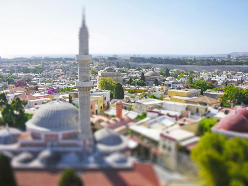 Mosque Minarets - Istanbul, Turkey
