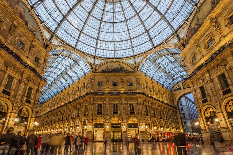 Galleria Vittorio Emanuele II (Milan, Italy)