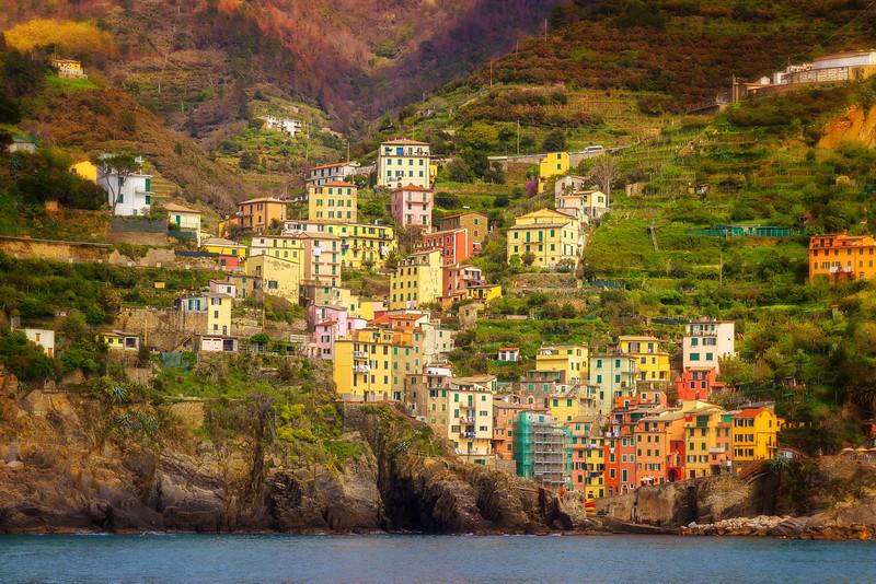 Riomaggiore (Cinque Terre, Italy)