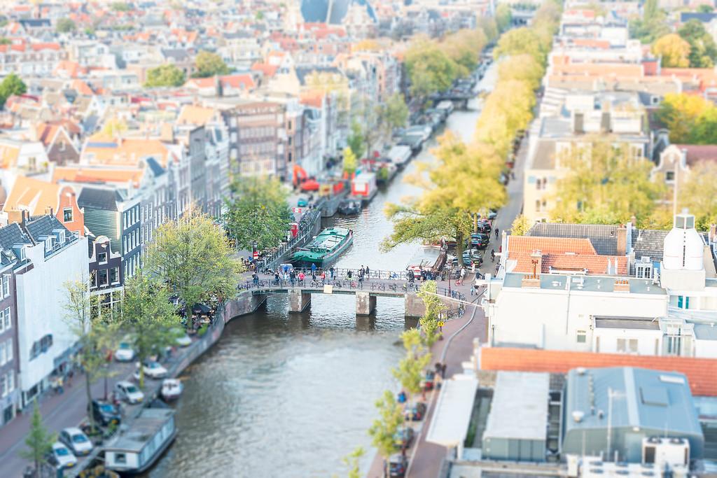 Amsterdam Waterway - Amsterdam, Netherlands