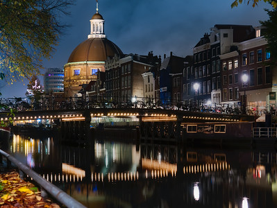 Midnight on the Canals