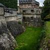 Lichtenstein Castle Moat - Baden Wurttemberg - Germany