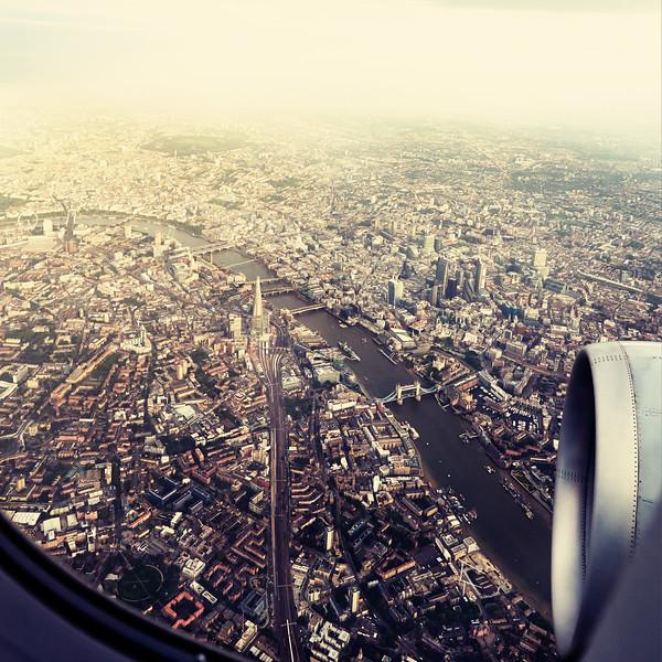 London window seat