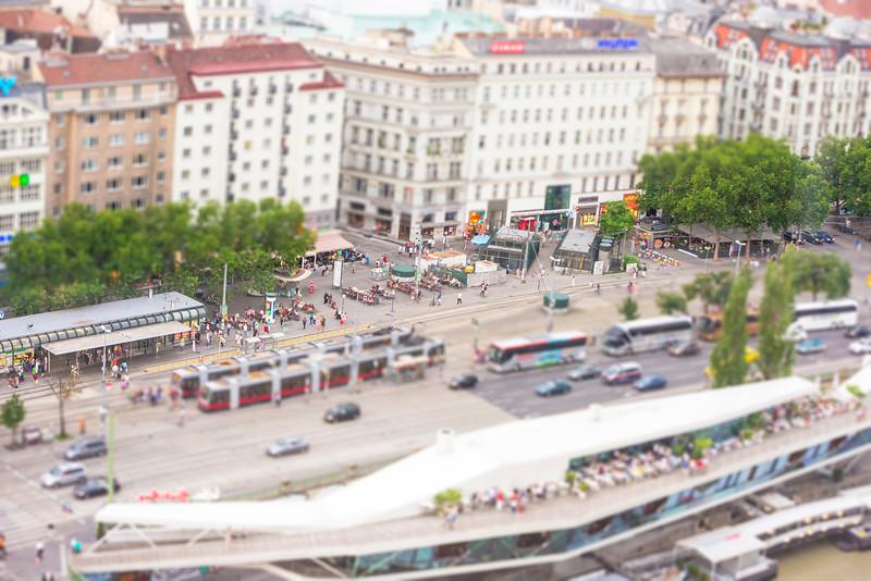 Waterfront - Vienna, Austria