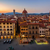 Florence in the Early Evening (Florence, Italy)