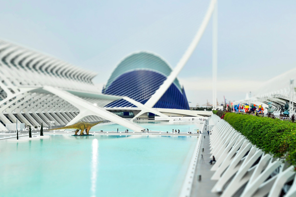 City of Arts and Sciences - Valencia, Spain