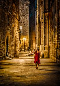 Walking Around the Gothic Quarter