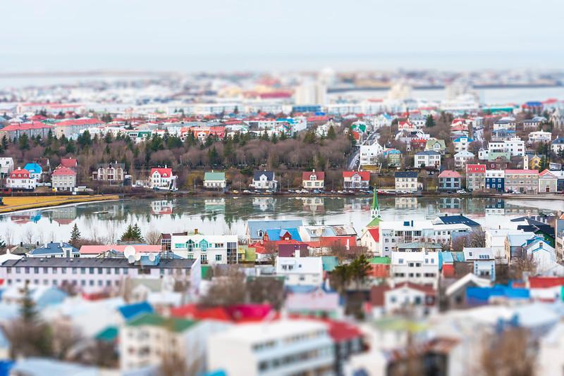 Iceland Lake Houses - Reykjavik, Iceland