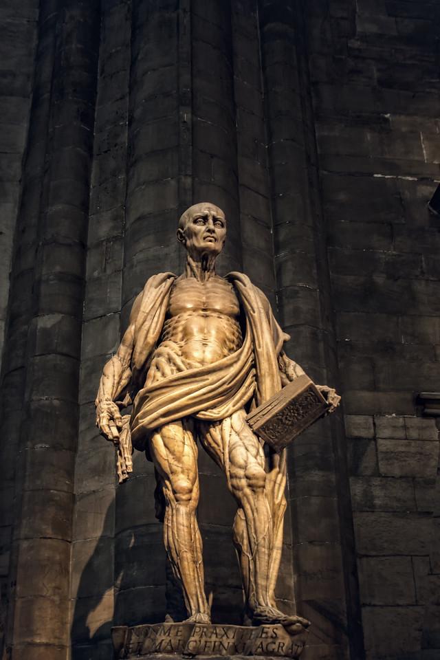 Saint Bartholomew Flayed (Milan, Italy)