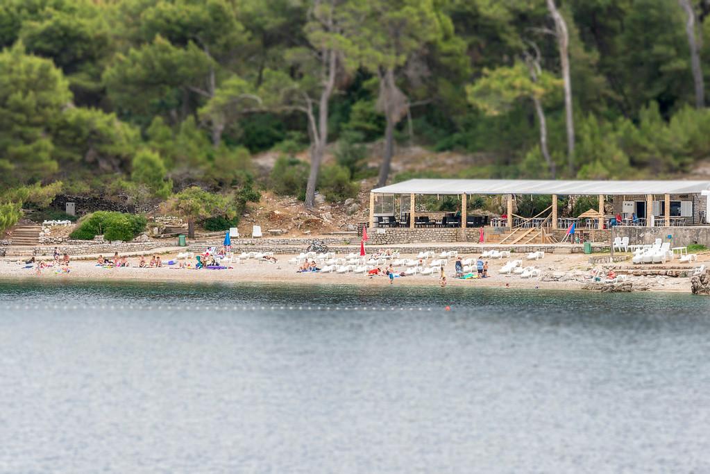 Veli Beach -Veli-Losinj, Croatia