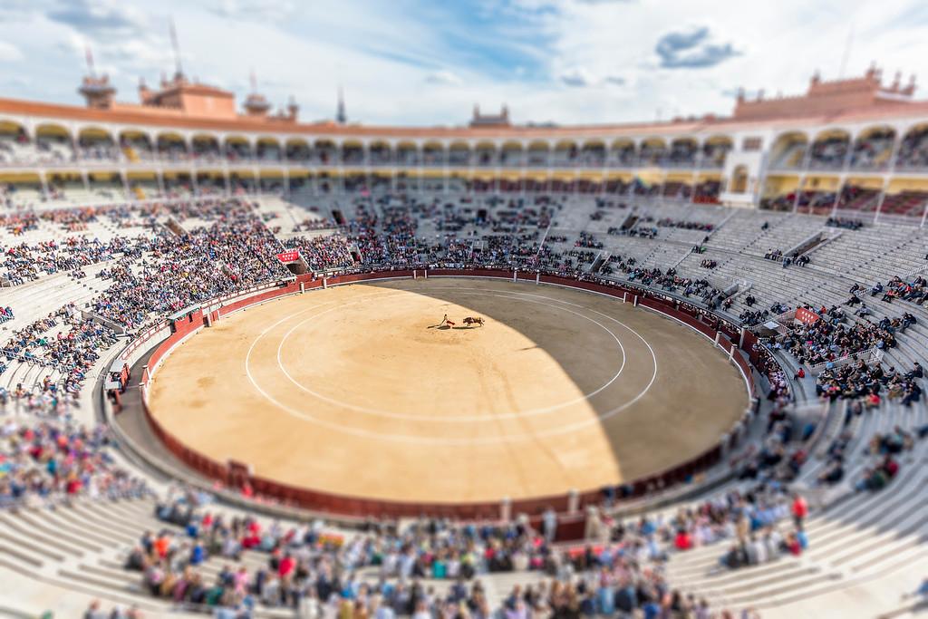 Plaza de Toros - Madrid, Spain