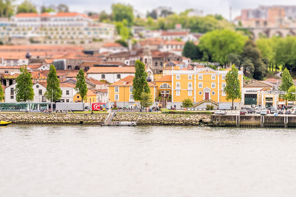 Porto Waterfront - Porto, Portugal