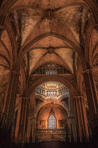 Cathedral of Barcelona 2
