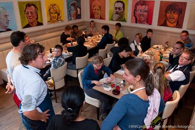 Bosch diner 2011 - Proefdiner Zuid 2