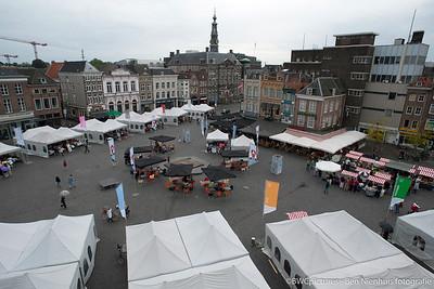 Bosch diner 2011 - Finale op de Markt