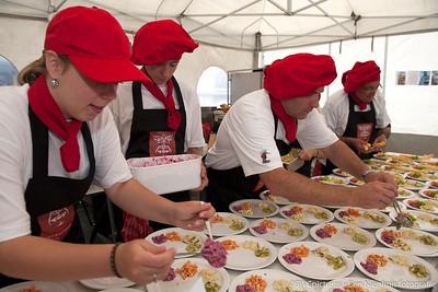 Bosch diner 2011 -Team Groote Wielen