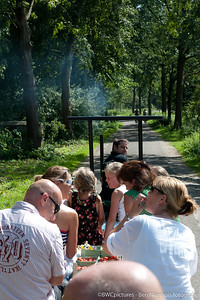 Bosch diner 2011 - Excursie Vennenhof 1