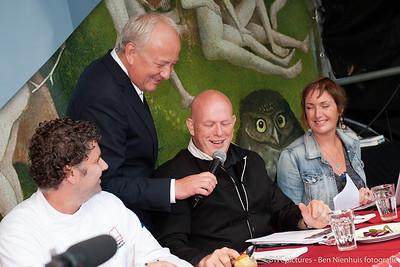 Bosch diner 2011 - De jury