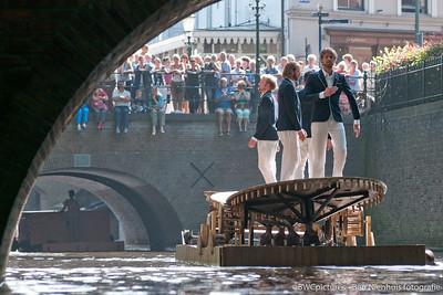 Bosch Parade 2011 - 4 kapiteins op 1 schip (1)