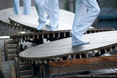 Bosch Parade 2011 - 4 kapiteins op 1 schip (2)