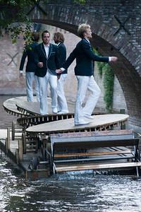 Bosch Parade 2011 - 4 kapiteins op 1 schip (3)