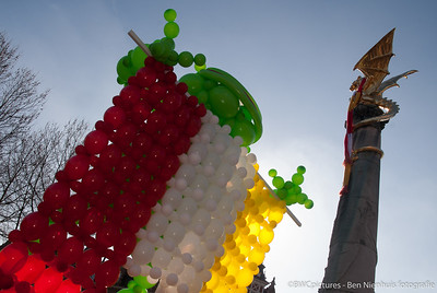 Carnaval 2014 - Intocht van de prins (01)