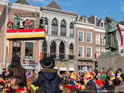 Carnaval 2014 - Intocht van de prins (18)