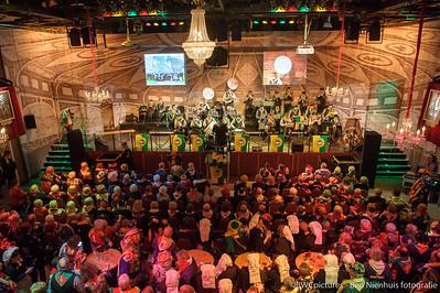 Carnaval 2015 - Lunschkonzert Brôôd mee Spèk (01)