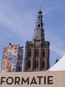 Festival Boulevard 2015 - Opbouw 05
