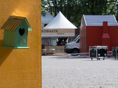 Festival Boulevard 2015 - Opbouw 11