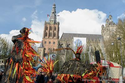 Opening Jeroen Bosch Jaar Parade 2016 (30)