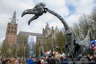 Opening Jeroen Bosch Jaar Parade 2016 (16)