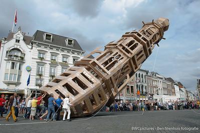 Olivier Grossetête - Monumental Construction - Afbraak (012)